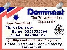 My Dominant Home and Personal care products Shop
